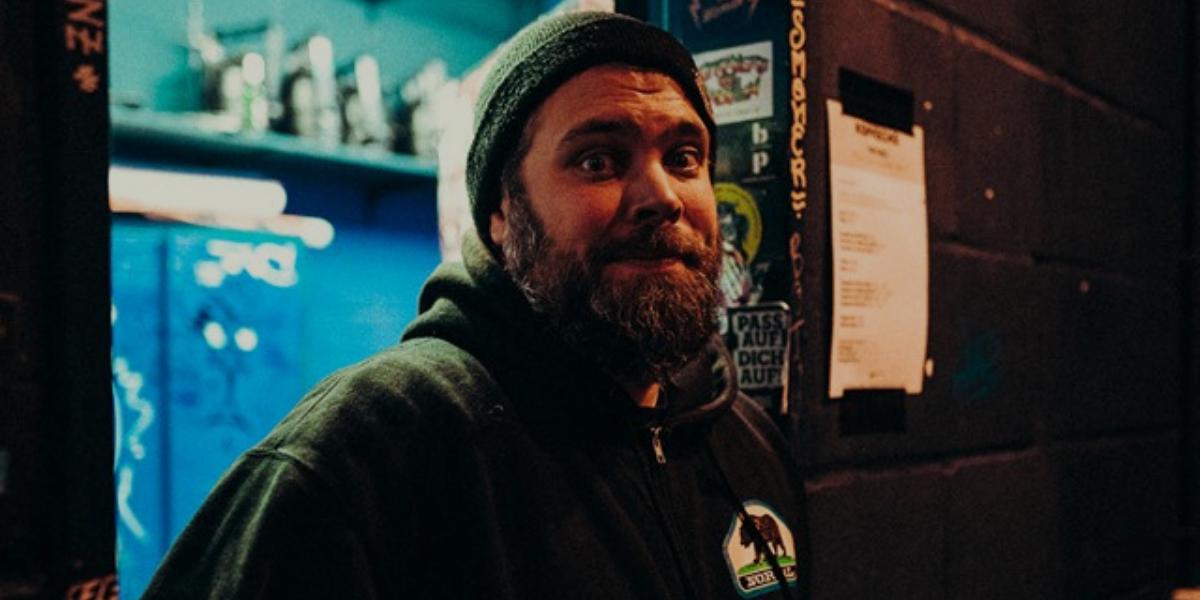 Maik von The Living Proof Agency – Erfolgreiches Booking für Bands