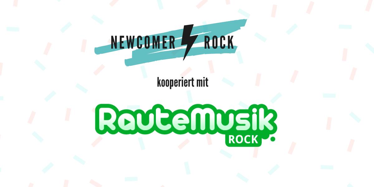 Kooperation: Newcomer-Rock.com & RauteMusik Rock