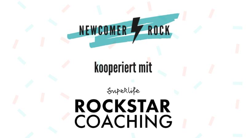 Kooperation: Newcomer-Rock.com & superlifepromo – Rockstar Coaching